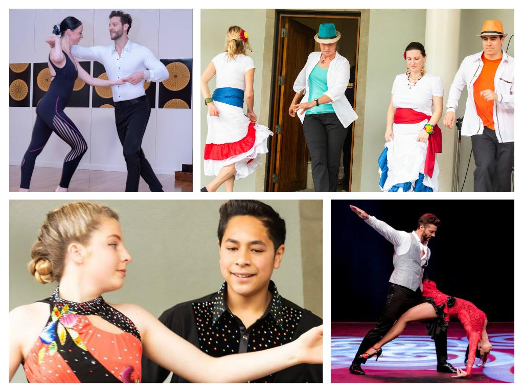 Regional Latin Dance Weekend